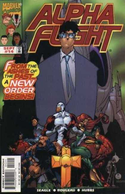 Alpha Flight (1997) 14