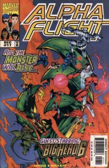 Alpha Flight (1997) 17