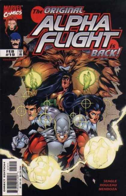 Alpha Flight (1997) 19