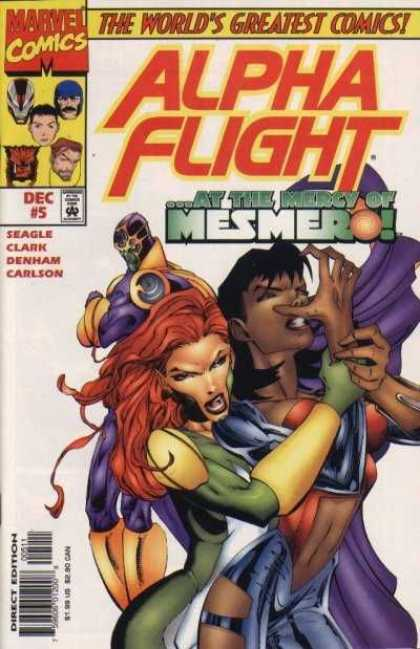 Alpha Flight (1997) 5