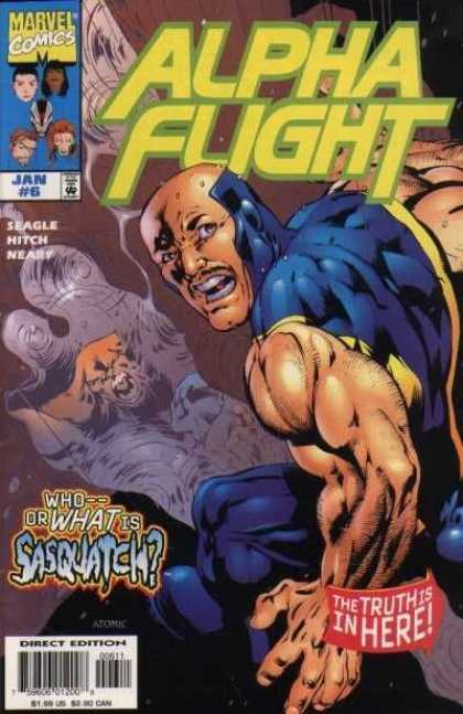 Alpha Flight (1997) 6