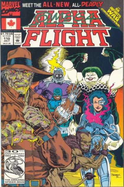 Alpha Flight 110