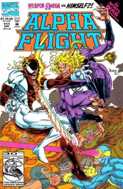 Alpha Flight 111