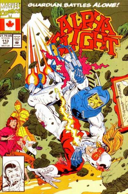 Alpha Flight 113