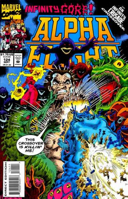Alpha Flight 124