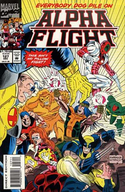 Alpha Flight 127
