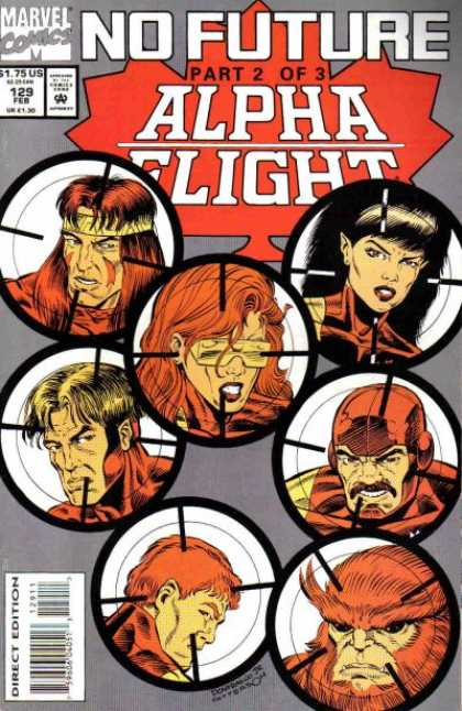 Alpha Flight 129