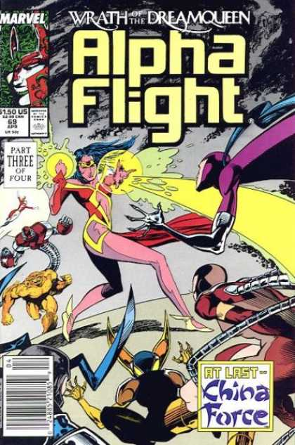 Alpha Flight 69 - The Home For Alpha Flight And Omega Flight Fans - Alpha Flight - Wikipedia The Free Encyclopedia - Marvel Universe- The Definitive Online Source For - A Cover Gallery For The Comic Book - A Site That Is Devoted To The Greatest Team In Marvel History - Jim Lee
