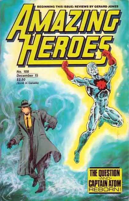 Amazing Heroes 108 - Denys Cowan