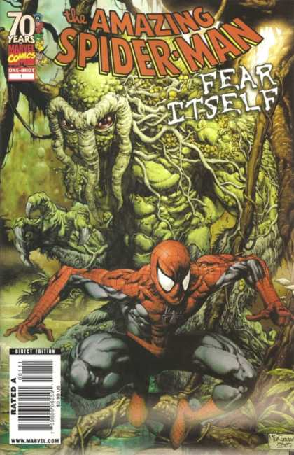 Amazing Spider-Man: Fear Itself 1
