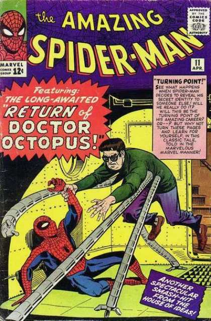Amazing Spider-Man 11 - Doctor Octopus