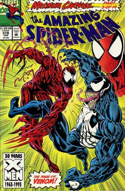 Amazing Spider-Man 378 - Mark Bagley