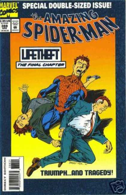 Amazing Spider-Man 388 - Peter Parker - Mark Bagley