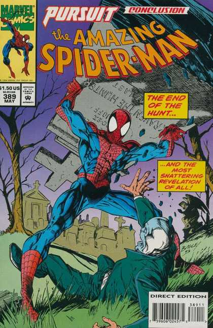 Amazing Spider-Man 389 - Mark Bagley
