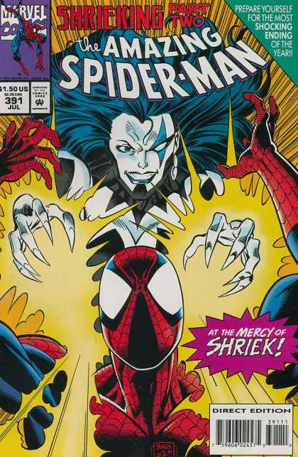 Amazing Spider-Man 391 - Mark Bagley