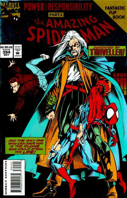Amazing Spider-Man 394 - Spiderman - Mark Bagley