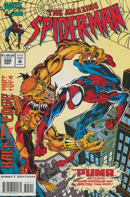 Amazing Spider-Man 395 - Mark Bagley