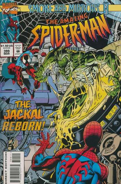 Amazing Spider-Man 399 - Mark Bagley