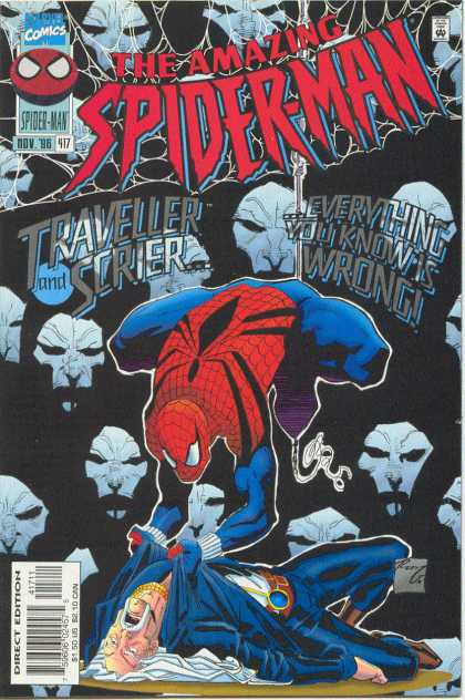 Amazing Spider-Man 417 - Spiderman - Ron Garney
