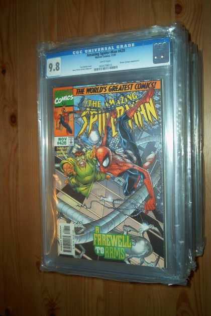 Amazing Spider-Man 428 - Doctor Octopus - Bud LaRosa