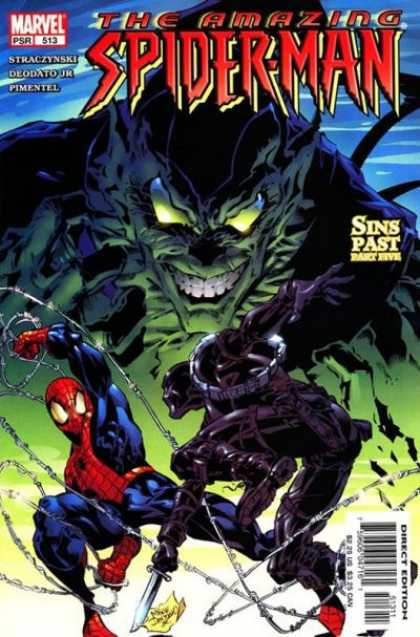 Amazing Spider-Man 513 - Green - Deodato Fiho