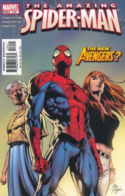 Amazing Spider-Man 519 - Deodato Fiho