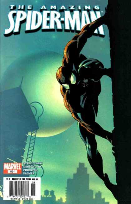 Amazing Spider-Man 521 - Moon - Deodato Fiho