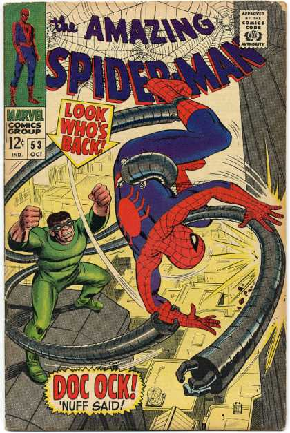 Amazing Spider-Man 53 - Octopus - Doc Ock