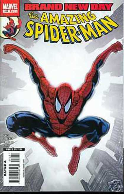 Amazing Spider-Man 552 - Phil Jimenez