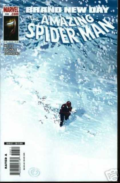 Amazing Spider-Man 556 - Chris Bachalo