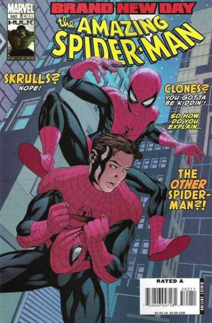 Amazing Spider-Man 562 - Mike McKone