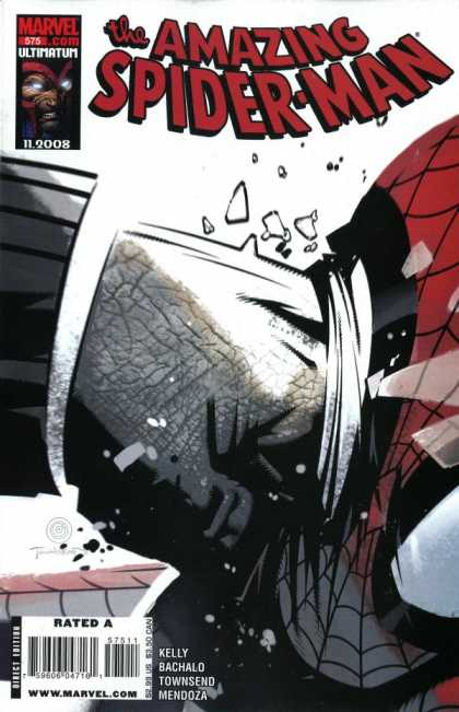 Amazing Spider-Man 575 - Chris Bachalo