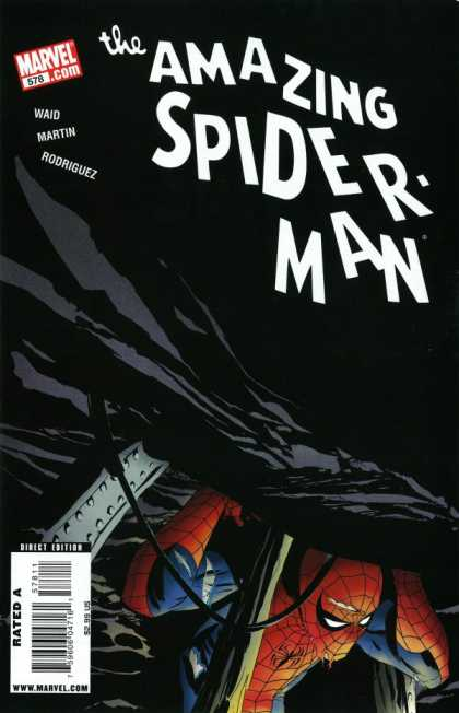 Amazing Spider-Man 578