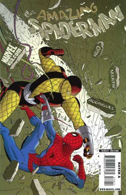 Amazing Spider-Man 579