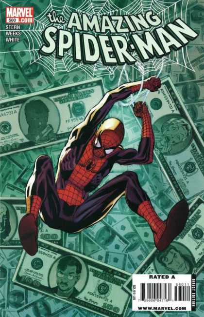 Amazing Spider-Man 580