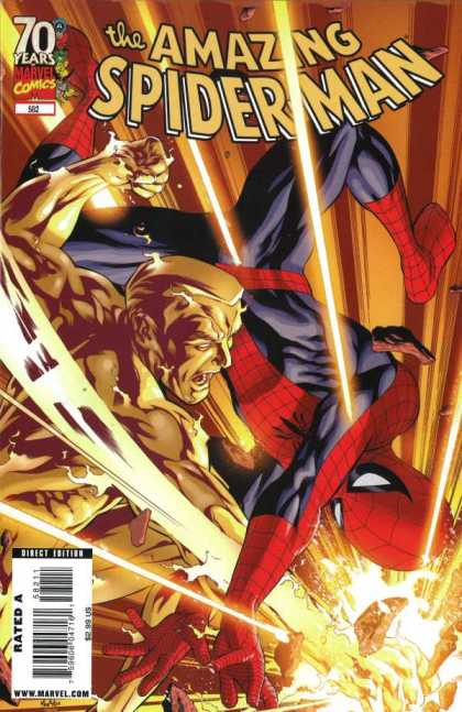 Amazing Spider-Man 582 - Mike McKone