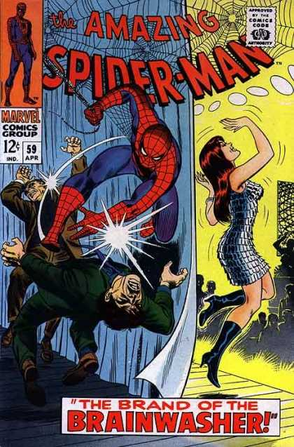 Amazing Spider-Man 59 - Mary Jane