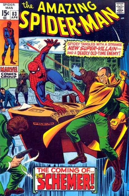 Amazing Spider-Man 83 - Schemer