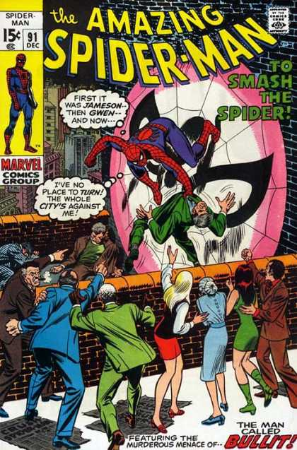 Amazing Spider-Man 91