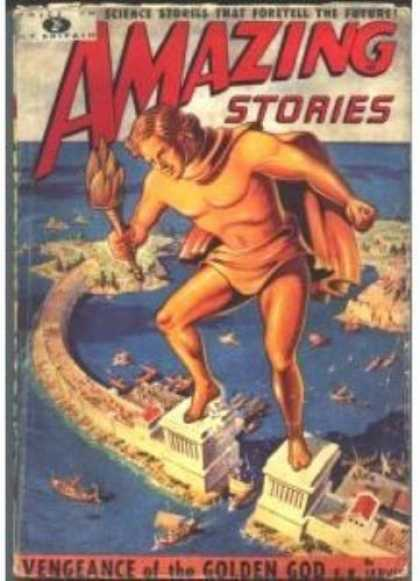 Amazing Stories (UK) - 10/1952