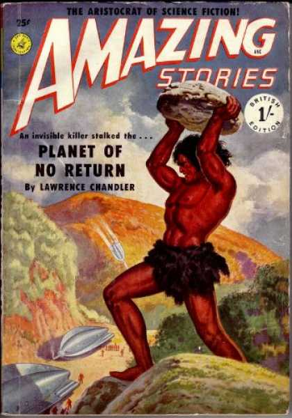 Amazing Stories (UK) - 9/1952