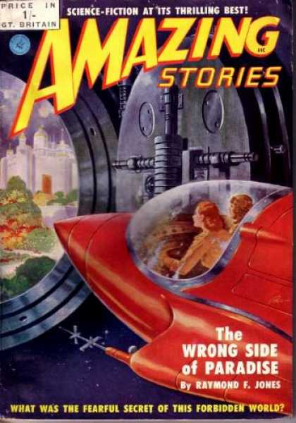 Amazing Stories (UK) - 11/1952