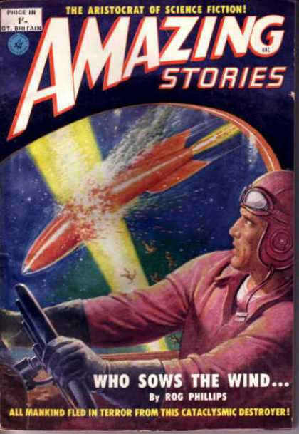 Amazing Stories (UK) - 6/1953