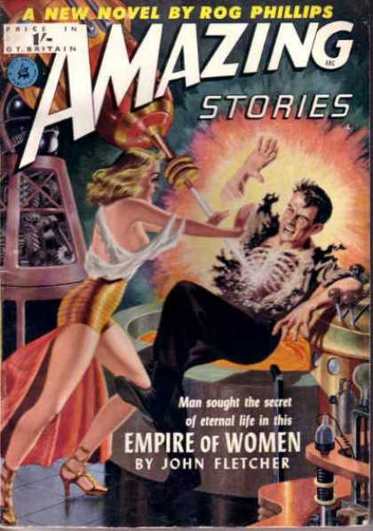 Amazing Stories (UK) - 7/1953