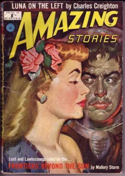 Amazing Stories (UK) - 10/1953