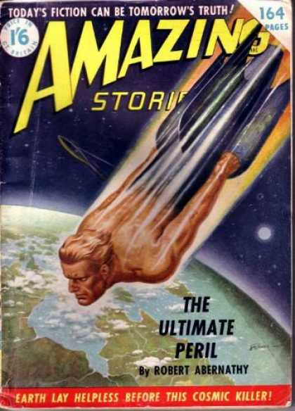 Amazing Stories (UK) - 8/1950