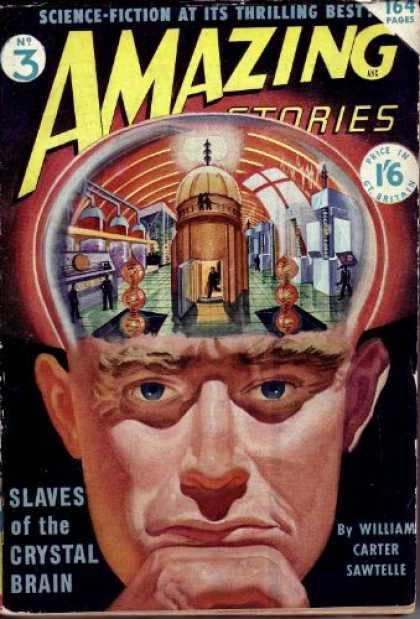Amazing Stories (UK) - 10/1950