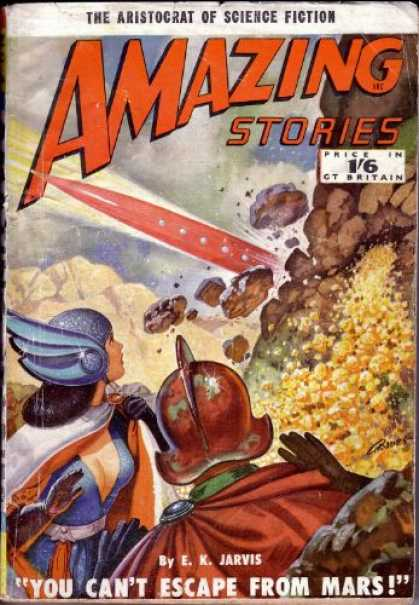 Amazing Stories (UK) - 12/1950