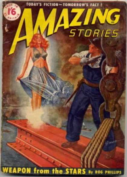 Amazing Stories (UK) - 5/1951