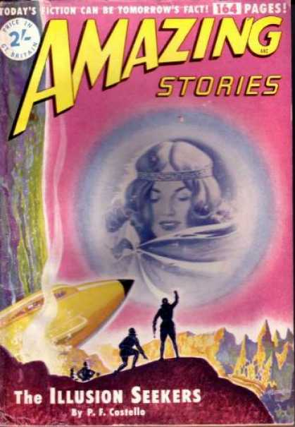 Amazing Stories (UK) - 6/1951